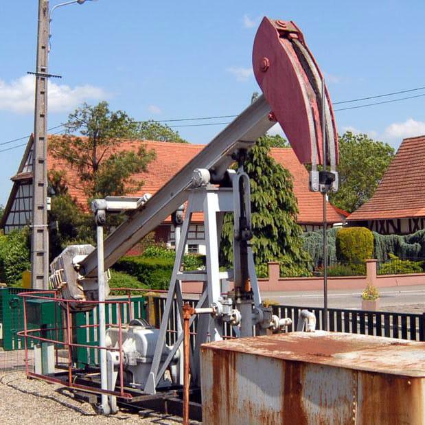 Oil in France