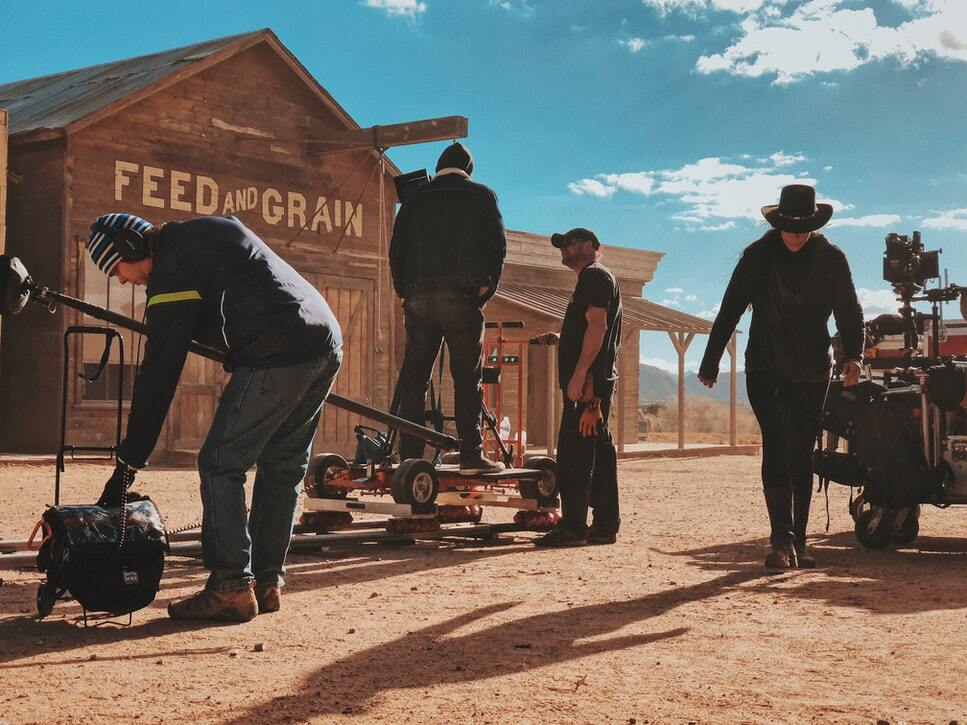 Acid Western Films